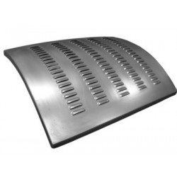 1933/34 Roadster, Coupe & Cabriolet deck lid outer skin, louvered